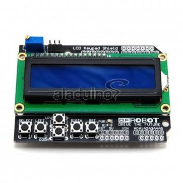Shield LCD 16x2 con Botones