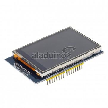 Shield Pantalla LCD TFT Color Tactil de 2.8 pulgadas para Arduino UNO