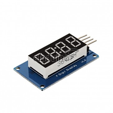 Módulo LED Display 4 Digitos Numéricos W110