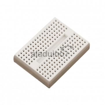 Protoboard 170 puntos color blanco