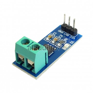 Sensor de Corriente 20A DC