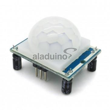 Sensor de Movimiento PIR SR-501