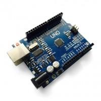 Compatible Arduino UNO CH340G con 2 tiras de headers