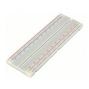 Protoboard 830 puntos color blanco