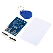 Sensor RFID con Llavero y Tarjeta de Proximidad